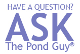 Ask the Pond Guy