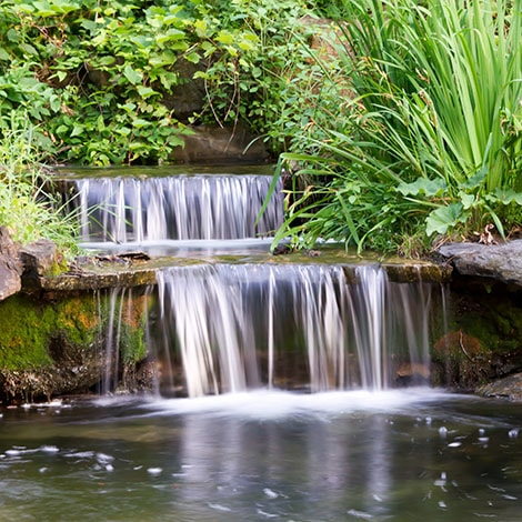 I am jealous of my friend's waterfall. Where do I start?