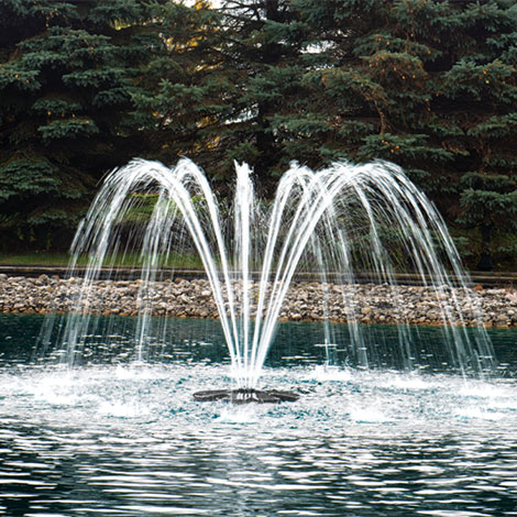 Is there any maintenance I should do when I pull out my fountain for the year?