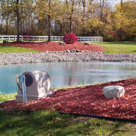 Why should I aerate my pond?