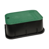 Junction Valve Box With Lid