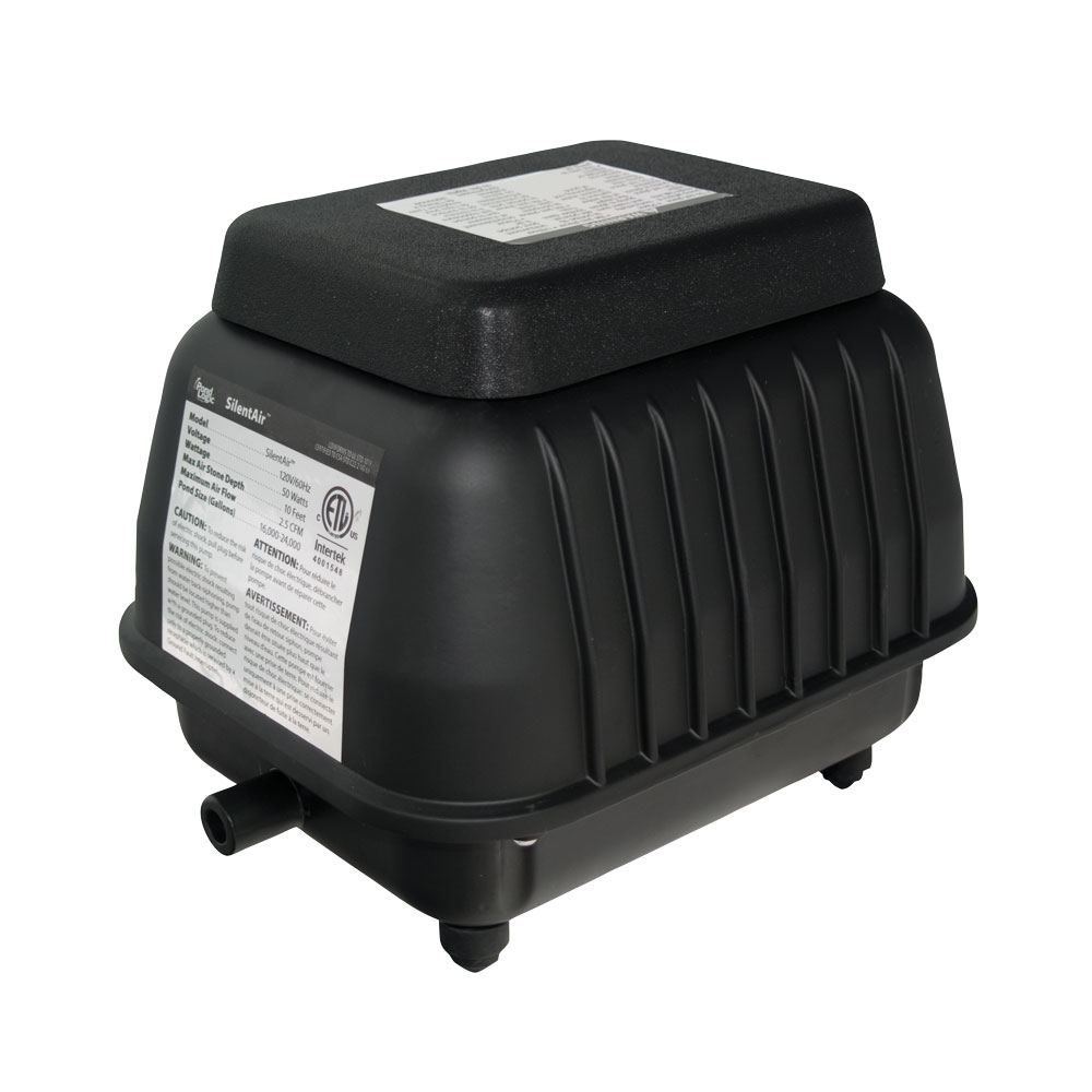 Airmax<sup>&reg;</sup> SilentAir<sup>&trade;</sup> LR Series Aeration Compressors
