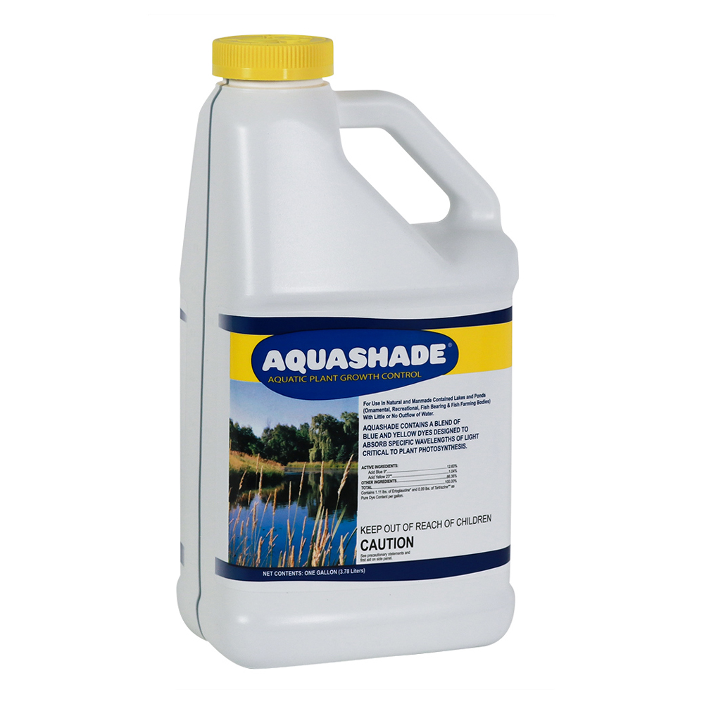 Aquashade<sup>&reg;</sup> Pond Dye - 1 Gallon
