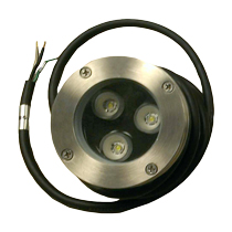 Aqua Control LED 9W Sealed Light Assembly