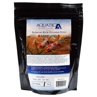 Aquatic Nutrition Medicated Fish Food