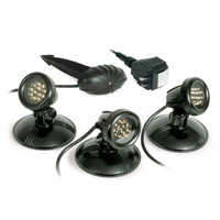 Atlantic™ 4.8 Watt LED Pond Lights - 3 Pack
