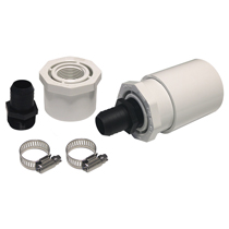 Kink Free Plumbing Connector Kit For Triton<sup>&trade;</sup> 2 Ionizer