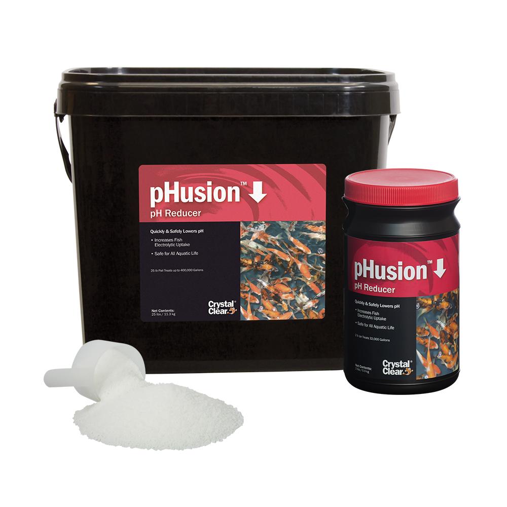 CrystalClear® pHusion™