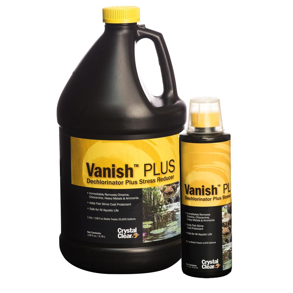 CrystalClear® Vanish™ Plus