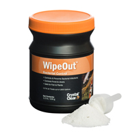 CrystalClear® WipeOut™