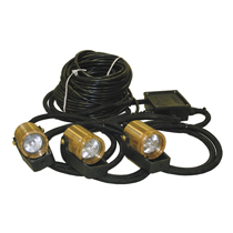 Kasco Factory Light Kit (3) 75 watt Lights