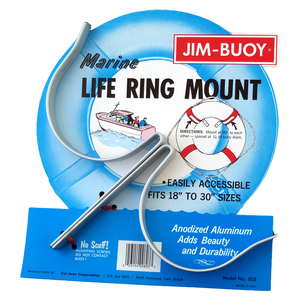 Life Ring Mounting Hooks