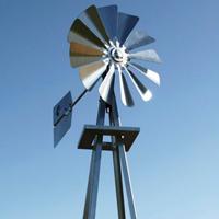 Water Garden Backyard Windmill™ - 12'