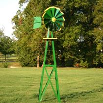 Water Garden Backyard Windmill™ - 9'