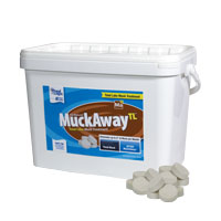 Pond Logic<sup>&reg;</sup> MuckAway<sup>&trade;</sup> TL Muck Reducer