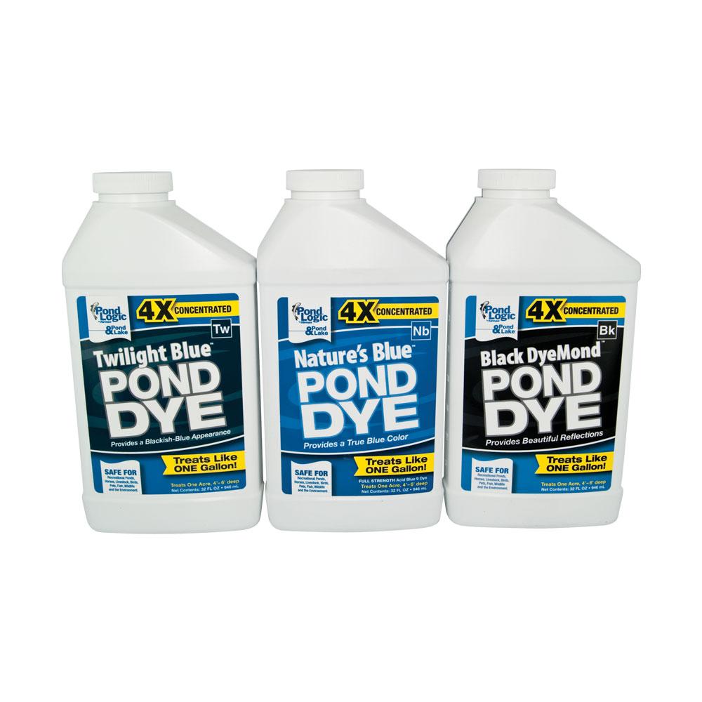 Pond Logic® Pond Dye