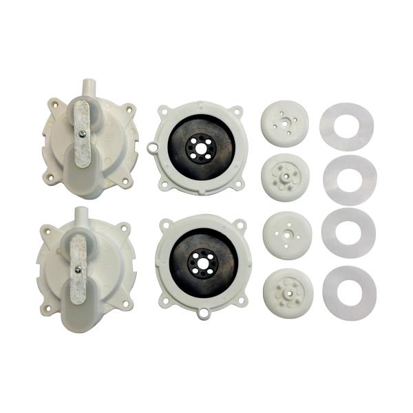 Airmax<sup>&reg;</sup> SilentAir<sup>&trade;</sup> Diaphragm Compressor Maintenance Kits - LR25