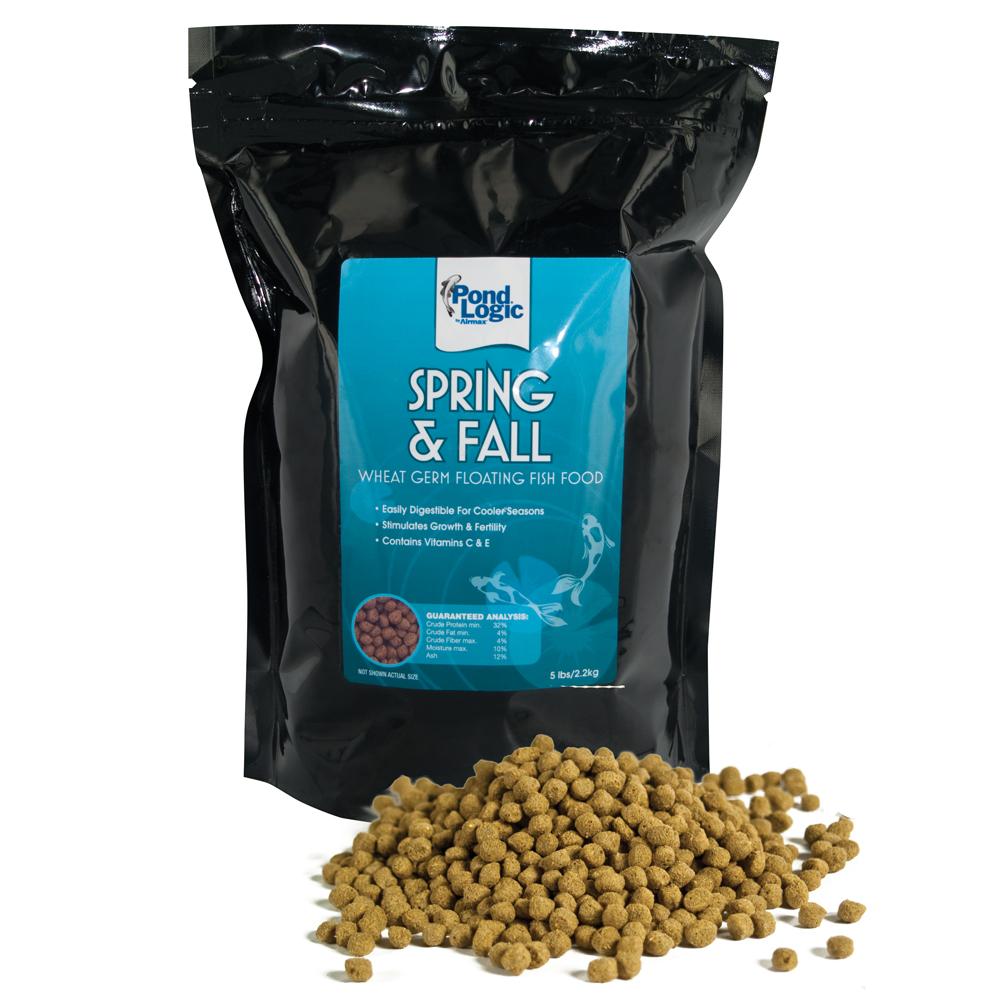Pond Logic® Spring & Fall Fish Food