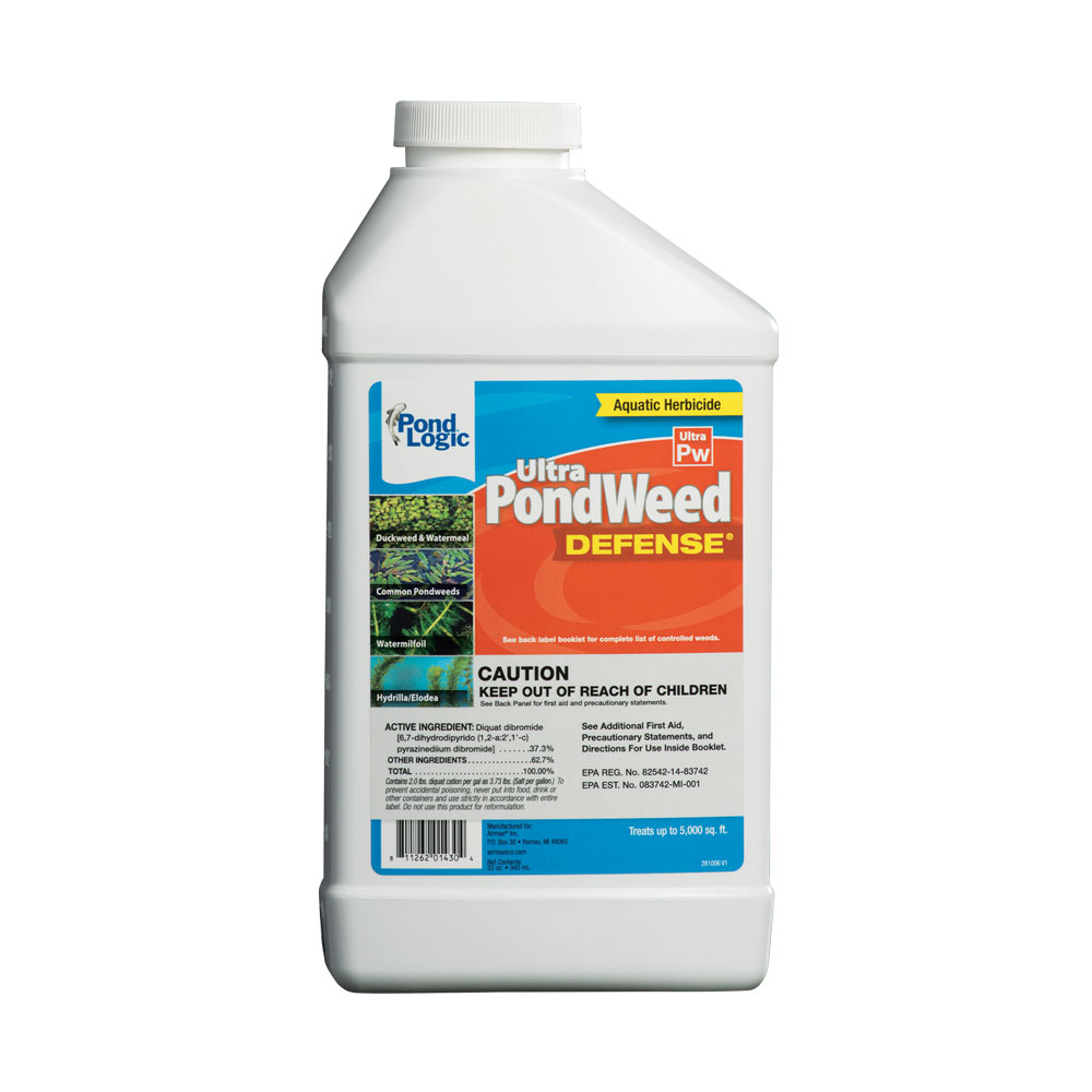 Pond Logic<sup>&reg;</sup> Ultra PondWeed Defense<sup>&reg;</sup> Aquatic Herbicide