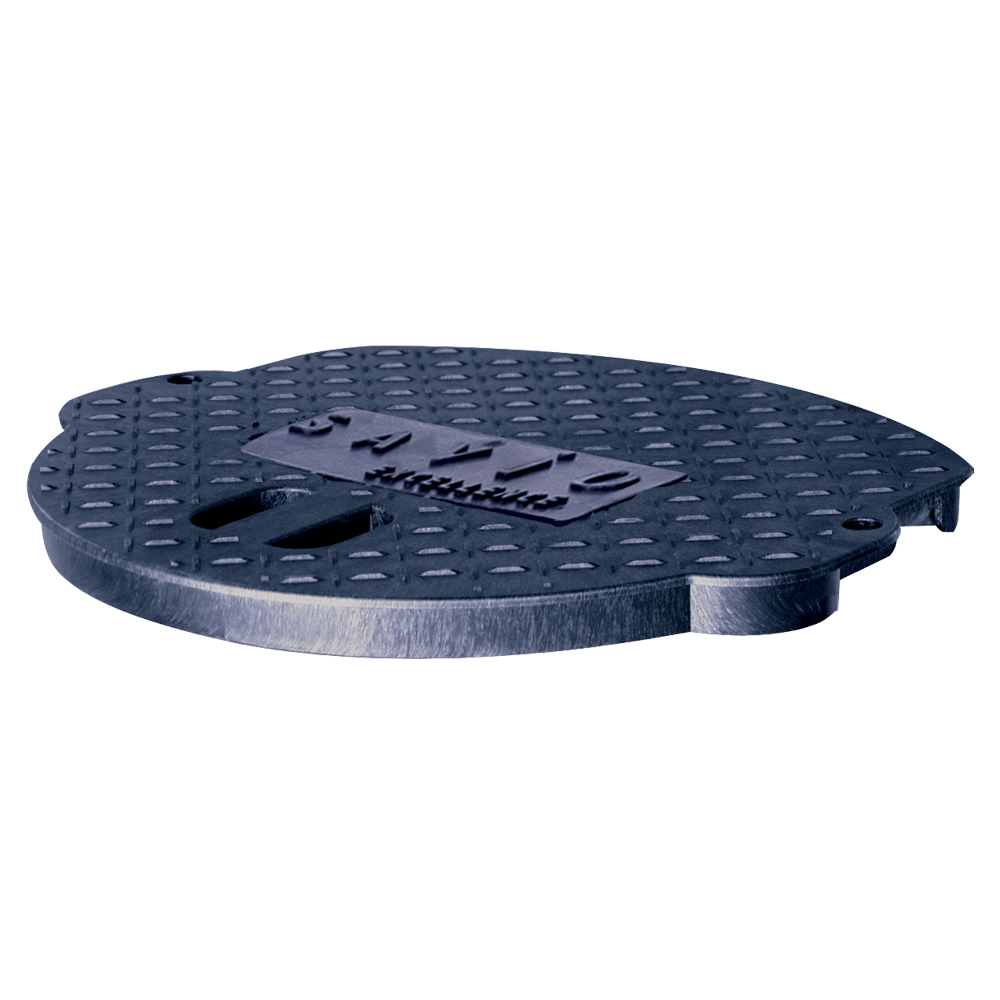 Savio Skimmer Replacement Lid - Standard Lid - Black