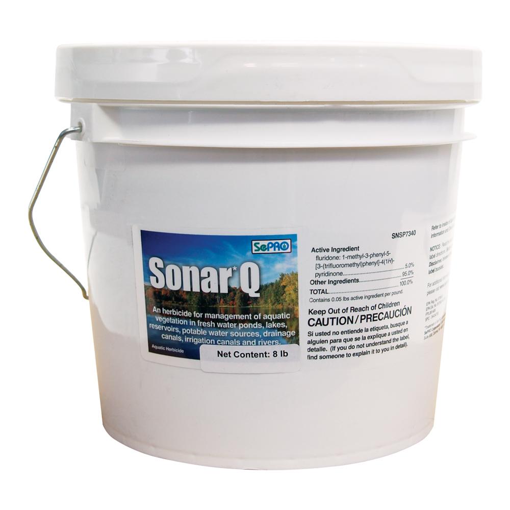 SePRO Sonar<sup>&trade;</sup> Q Granular Aquatic Herbicide - 8 Pounds