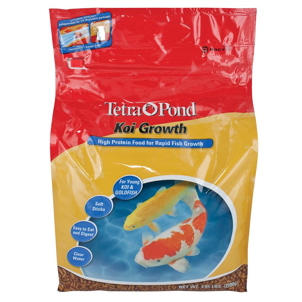 TetraPond<sup>&reg;</sup> Koi Growth Fish Food