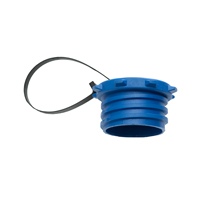 The Pond Guy® AquaStream™ Power Cord End Cap, Male, 1¾""