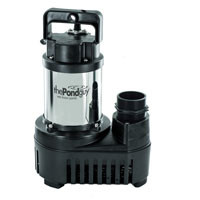 The Pond Guy® RapidFlo™ Asynchronous Waterfall Pump