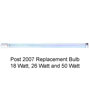 Savio UV Replacement Bulbs