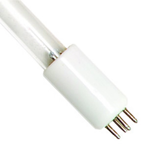 10 Watt UV Bulb (T5F 4-Pin, w/Wire) - 11.625 Long