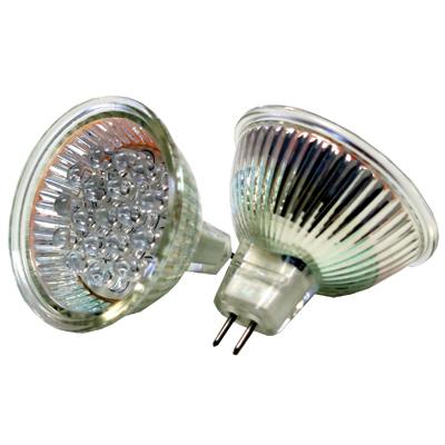 LED Light Bulbs - MR16 Base